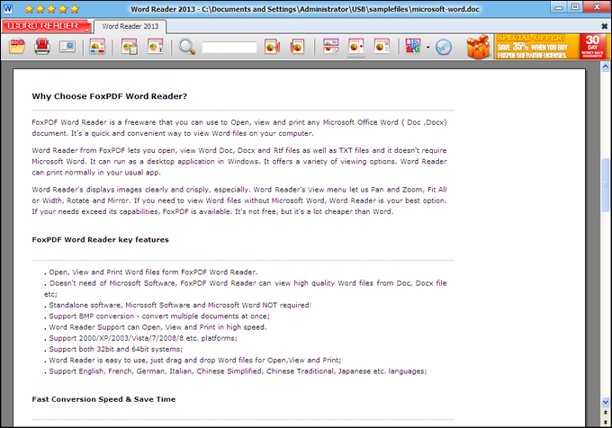 microsoft word document free