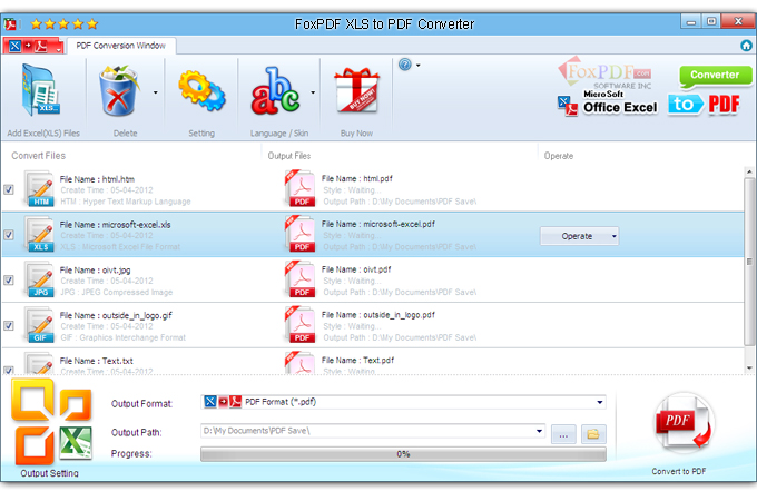 file converter software from pdf to excel